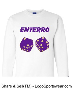 Enterro 9 Oz Fleece Crew Design Zoom
