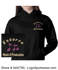 Enterro Youth Pullover Hood Design Zoom